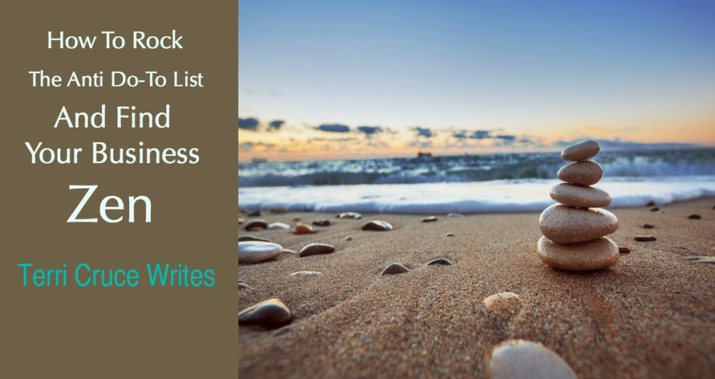 anti to-do list to reduce stress