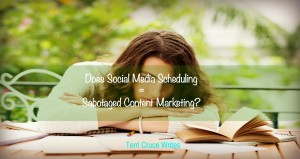Social Scheduling – 3 Ways To Simplify For Fantastic Results