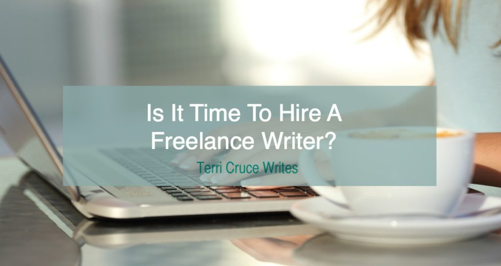 hire a freelance writer