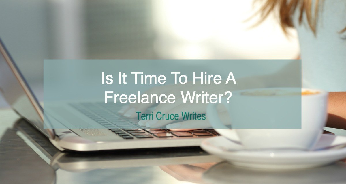 Hire freelance writer
