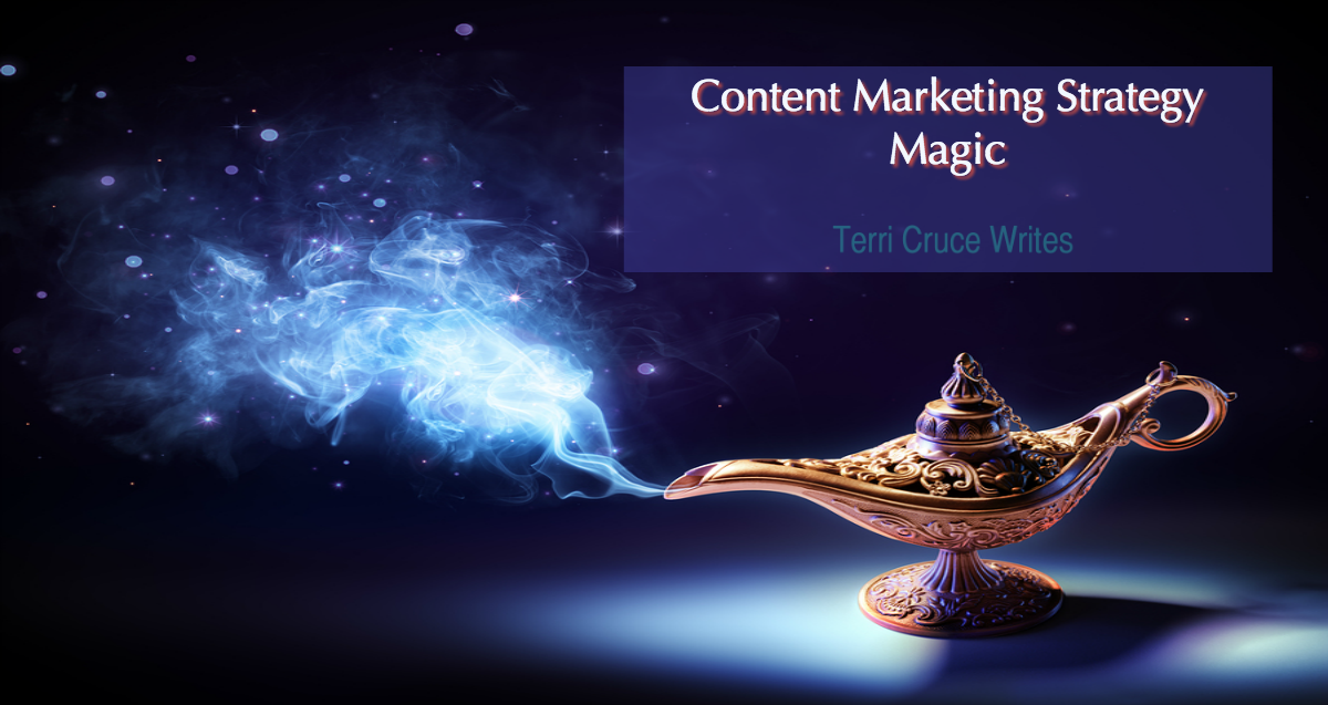 content marketing strategy magic